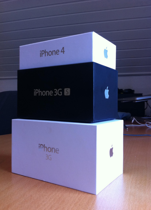 Empty Iphone Boxes For Sale